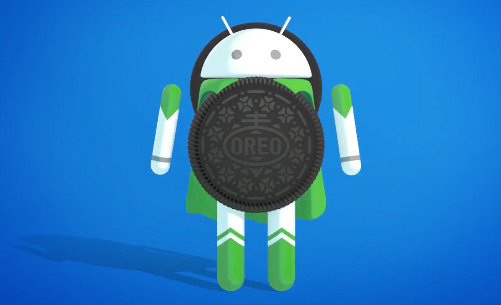 Uus Android 8.0 Oreo peagi tulekul