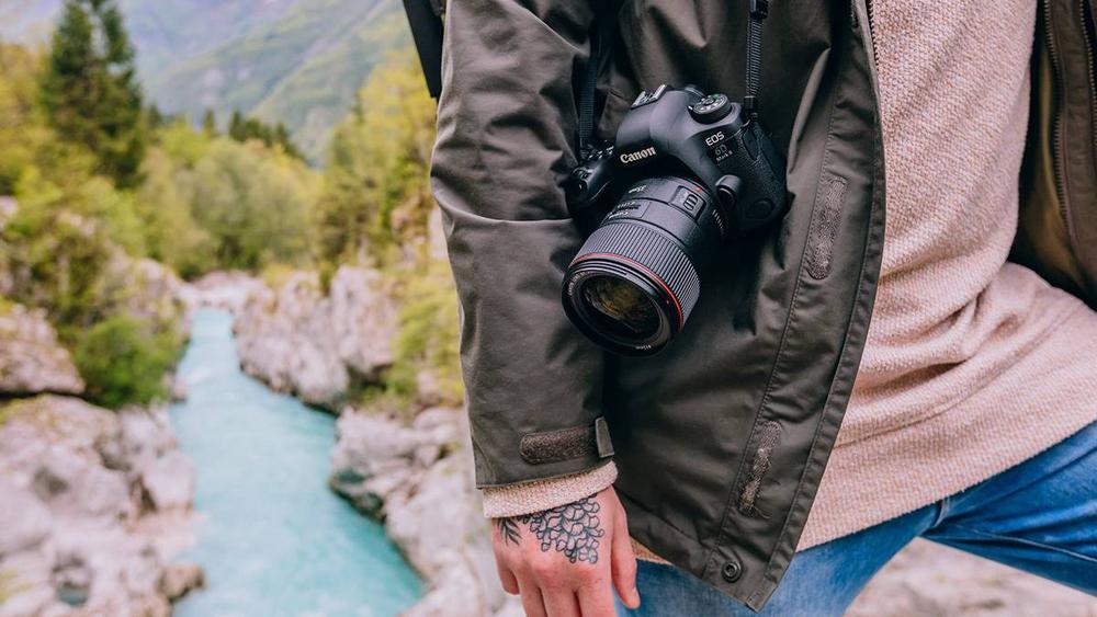Canon EOS 6D Mark II tarkvarauuendus