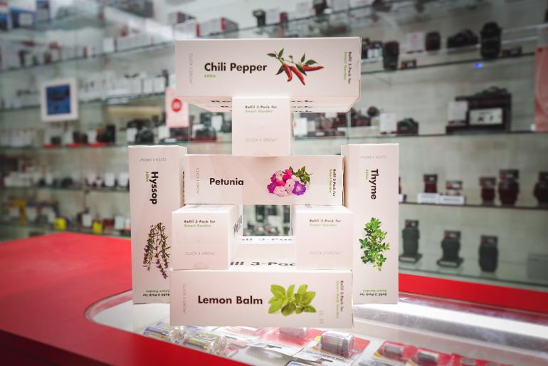 Click&Grow refill taimekapslid nüüdsest ainult 9,99€ 😮