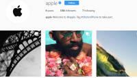 Apple jagab nüüd kasutajate fotosid enda ametlikul Instagrami kontol