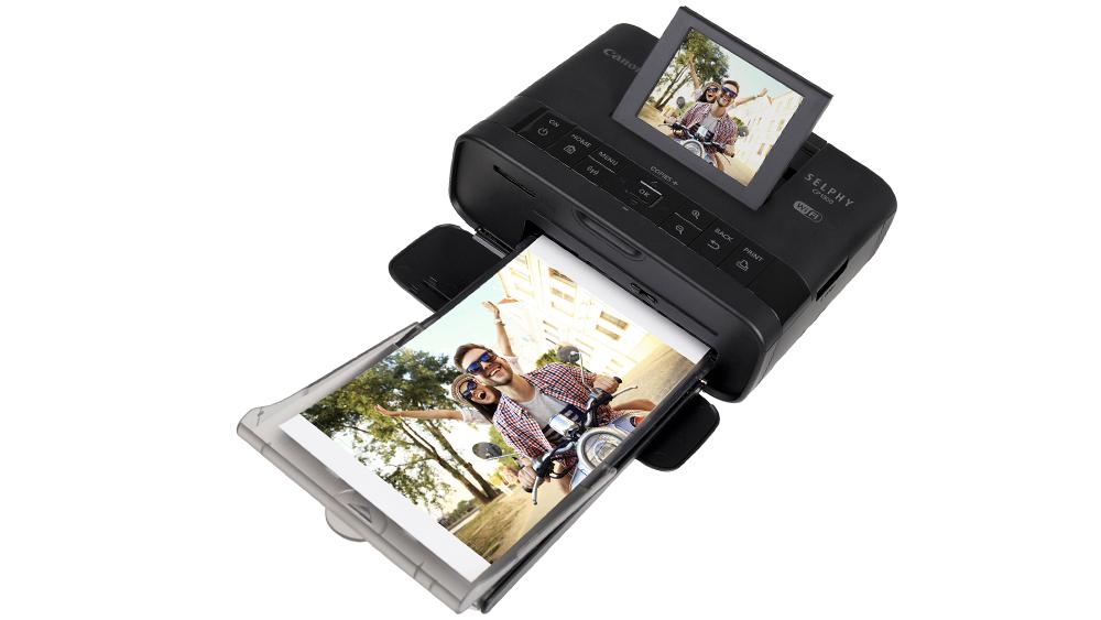 Nüüd saadaval: Canon Selphy CP-1300 fotoprinter