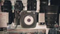Nüüdsest Photopointi rendis: uue põlvkonna Fujifilm Instax Square SQ10 kiirpildi kaamera