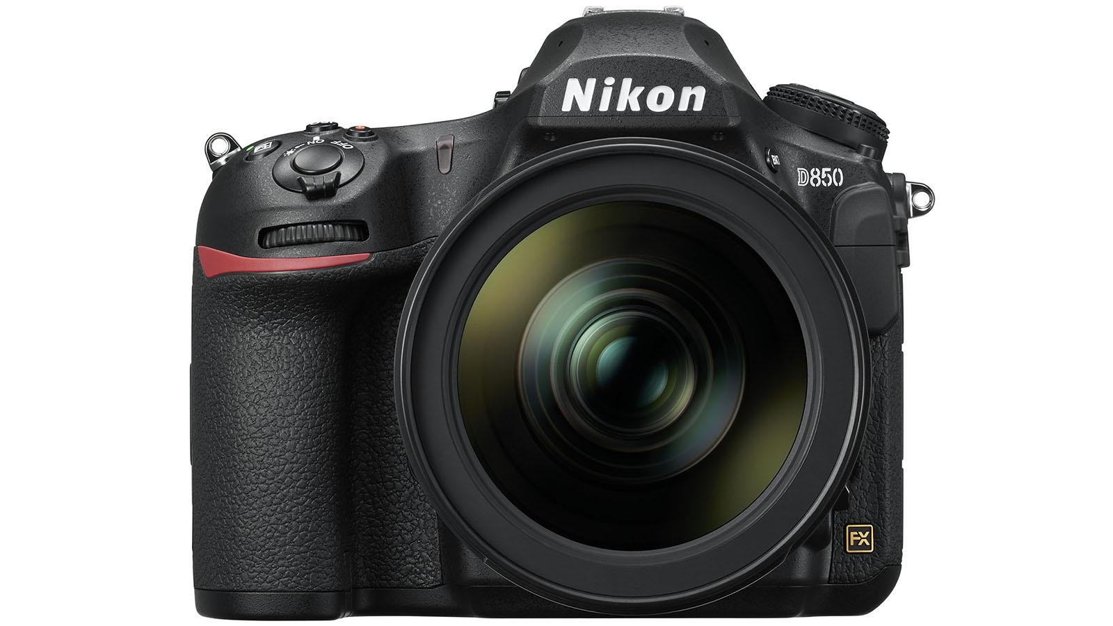 Nikon D850 sai tarkvarauuenduse