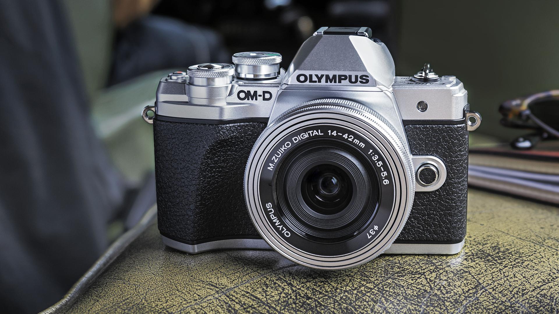 Olympus OM-D E-M10 Mark III – parem ergonoomika ning 4K video