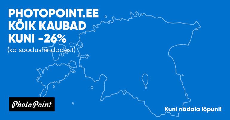Eesti Vabariigi taasiseseisvumise puhul veebikaubamajas raju lisaallahindlus