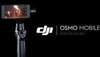 Ela hetkes - nutikas DJI Osmo Mobile videostabilisaator 50€ odavam