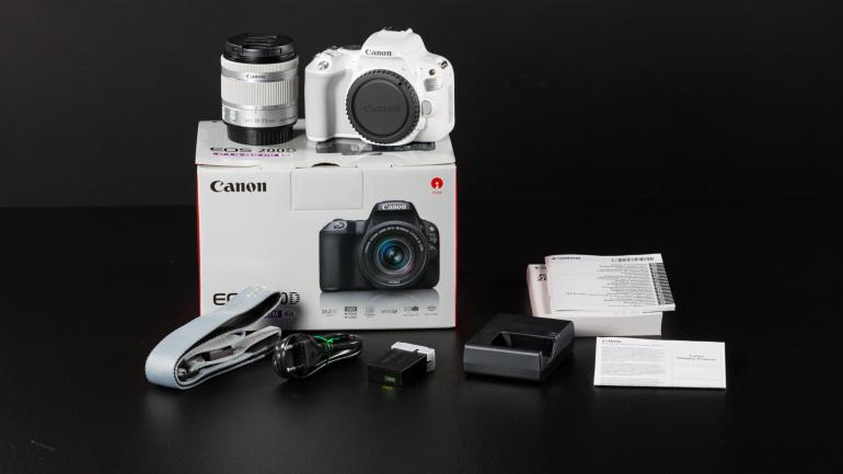 Karbist välja: Canon EOS 200D on väike ja võimas peegelkaamera