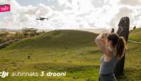 """Selgunud on DJI fotokonkursi """"Kõrgelt"""" 2017 võitjad"""