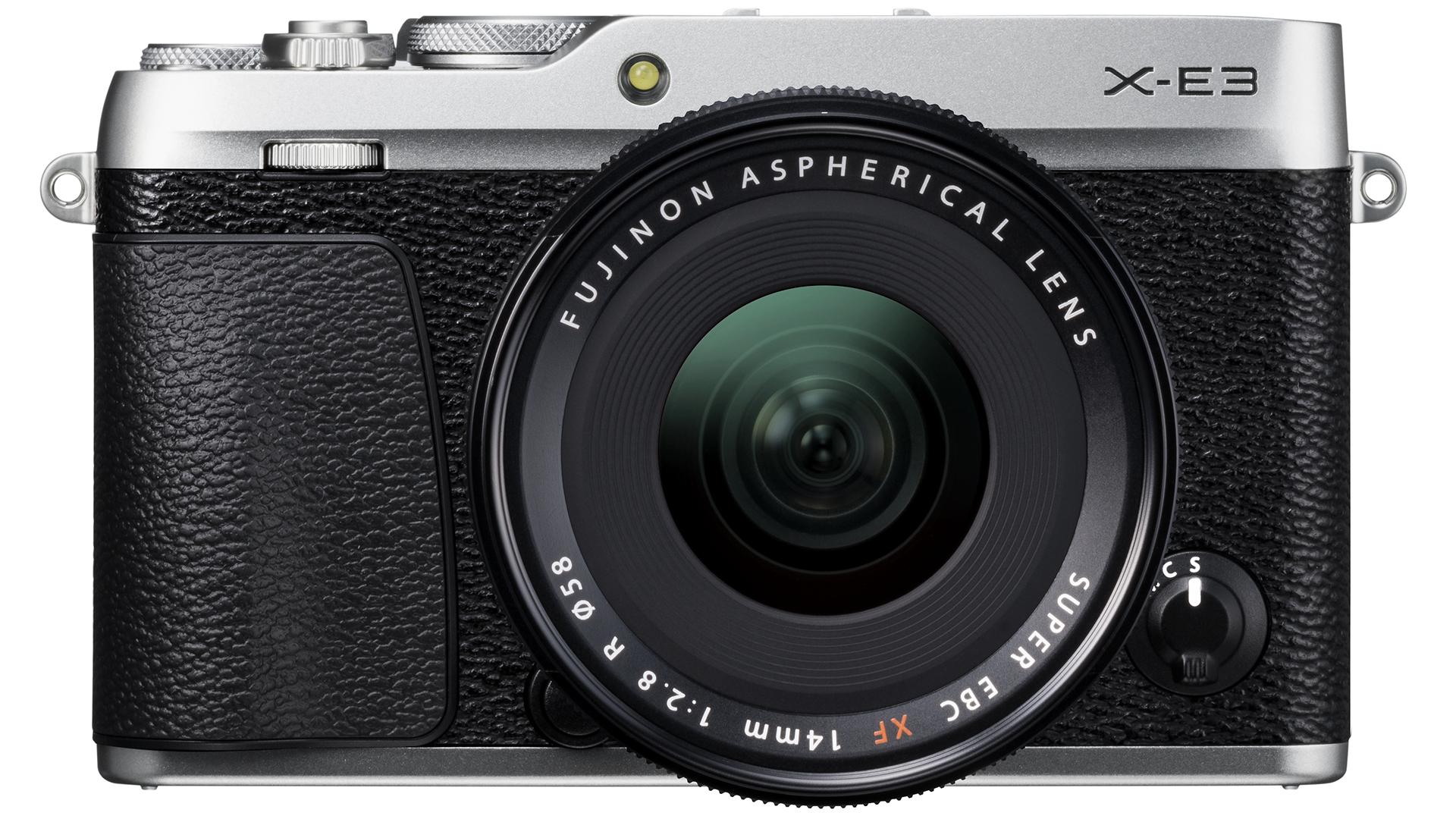 Nüüd saadaval: võimekas Fujifilm X-E3 hübriidkaamera