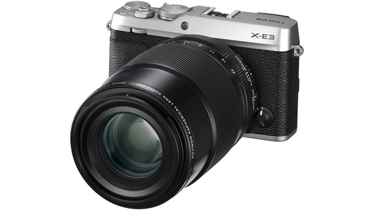 Fujinon XF 80mm f/2.8 LM OIS WR Macro makroobjektiiv Fujifilm hübriidkaameratele
