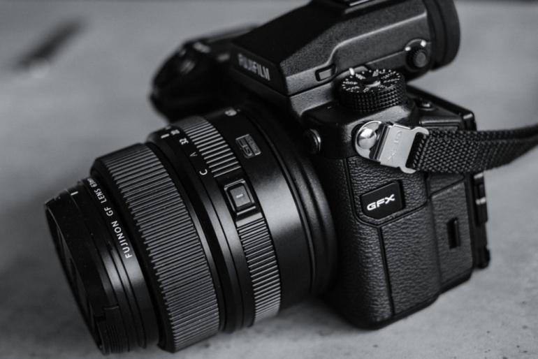 Fujifilm GFX 50S sai mitte eriti mahuka, kuid olulise tarkvarauuenduse