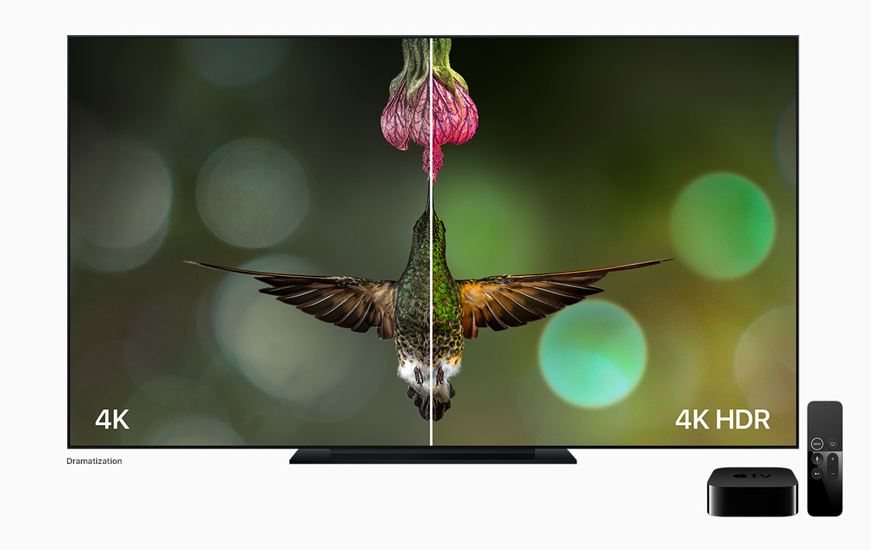 Apple TV 4K on mõeldud ka mängimiseks