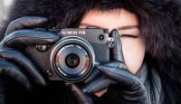 Piltilus Olympus PEN-F hübriidkaamera on 500€ odavam 😲