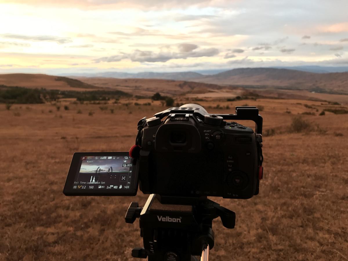Skyline Media operaator Sander Allikmäe: minu kaks kuud Panasonic Lumix GH5 hübriidkaamera seltsis