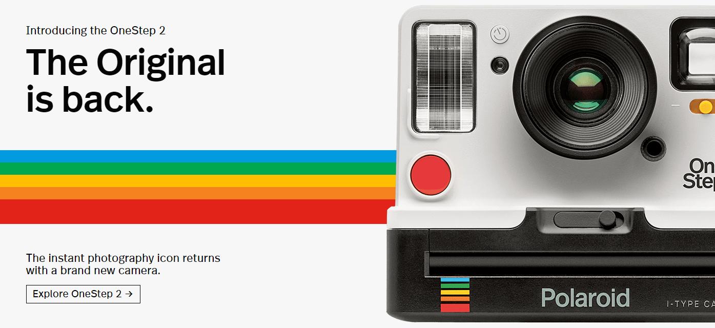 The Impossible Project on surnud! Elagu Polaroid Originals!