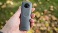 Ricoh Theta V 360° kaamera tarkvarauuendus parandab pildikvaliteeti, video helikvaliteeti ja stabiilsust