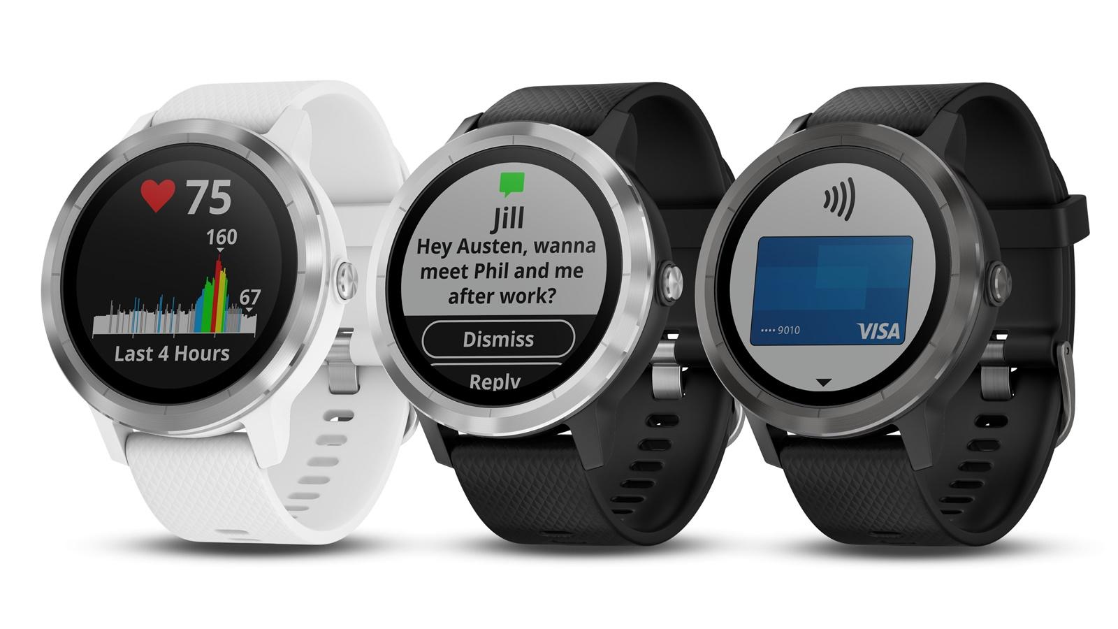 Nüüd saadaval: Garmin Vivoactive 3 GPS-nutikell