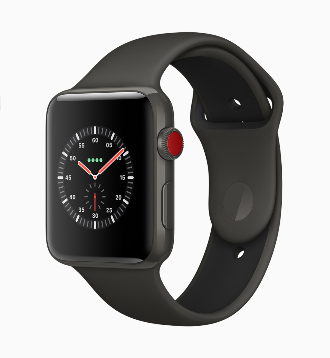 Apple Watch 3 – maailma populaarseima kella uusversioon