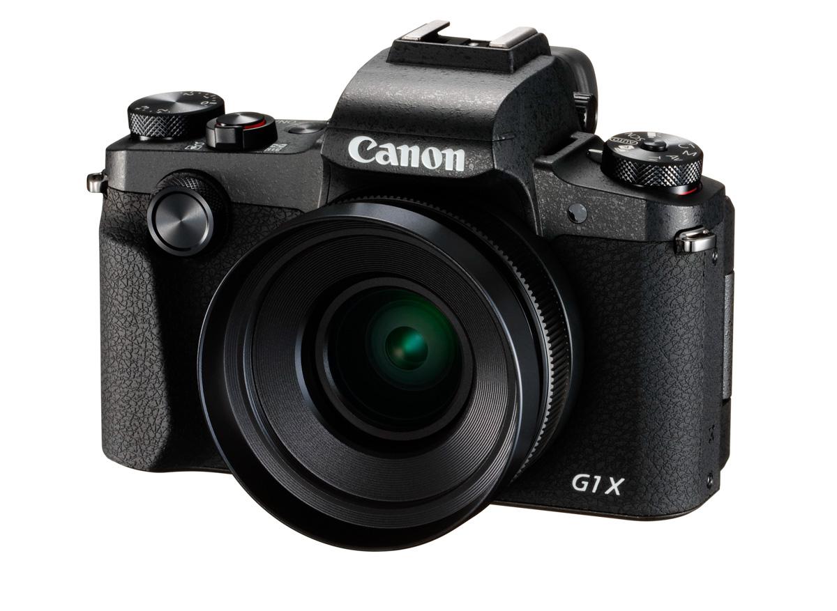 Nüüd saadaval: poolkaadersensoriga kompaktkaamera Canon PowerShot G1 X Mark III