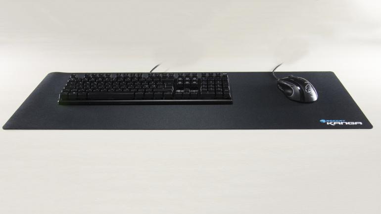 Digitest.ee: Roccat Kanga XXL – suur sõbralik hiiglane arvutilaual