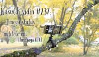 Kasulik vidin #237: Omega statiiv nutitelefoni hoidjaga OT01