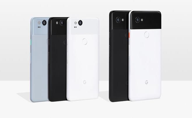 Google Pixel 2 nutitelefonid tulevad veekindla korpuse ja võimeka kaameraga