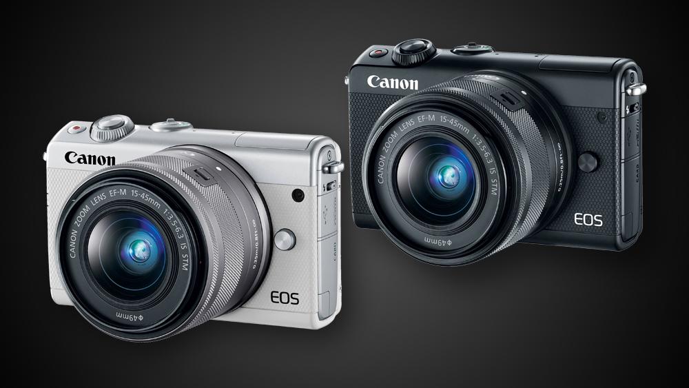 8a67ab0f622 Nimelt on Photopointi jõudnud uusimad Canon EOS M100 hübriidkaamerad.  Tegemist on Canon EOS M seeria hübriidkaamerate soodsaima mudeli EOS M10  uuendusega.
