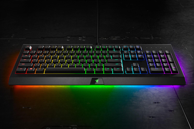Razer Cygnosa Chroma ja Chroma Pro klaviatuurid taluvad verd, higi ja pisaraid
