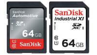 SanDisk tutvustas uusi eriti vastupidavaid mälukaarte