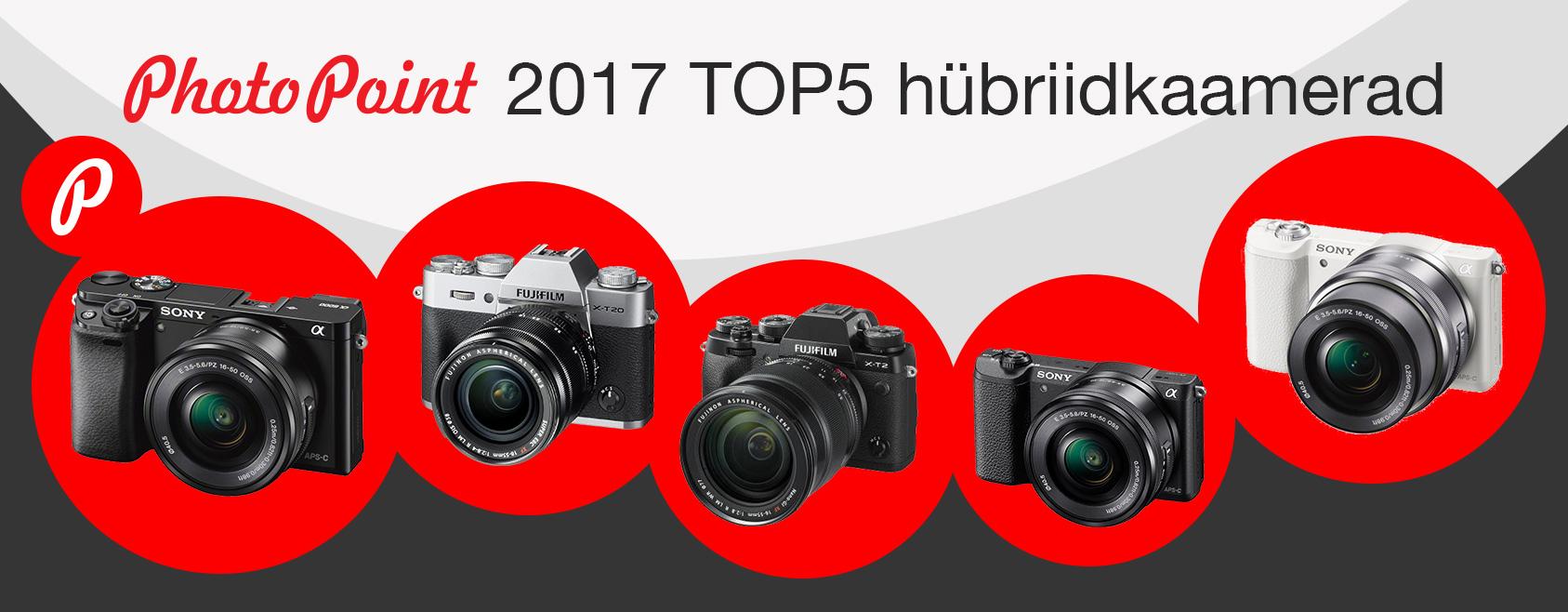 3f6cb8f2686 Heaks alternatiiviks on hübriidkaamera, sest selle korpus on väiksem ja  kergem, välimus atraktiivsem, videorežiim paindlikum ja pildikvaliteet sama  hea või ...