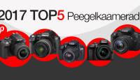 Photopointi TOP 5 – enim ostetud peegelkaamerad aastal 2017