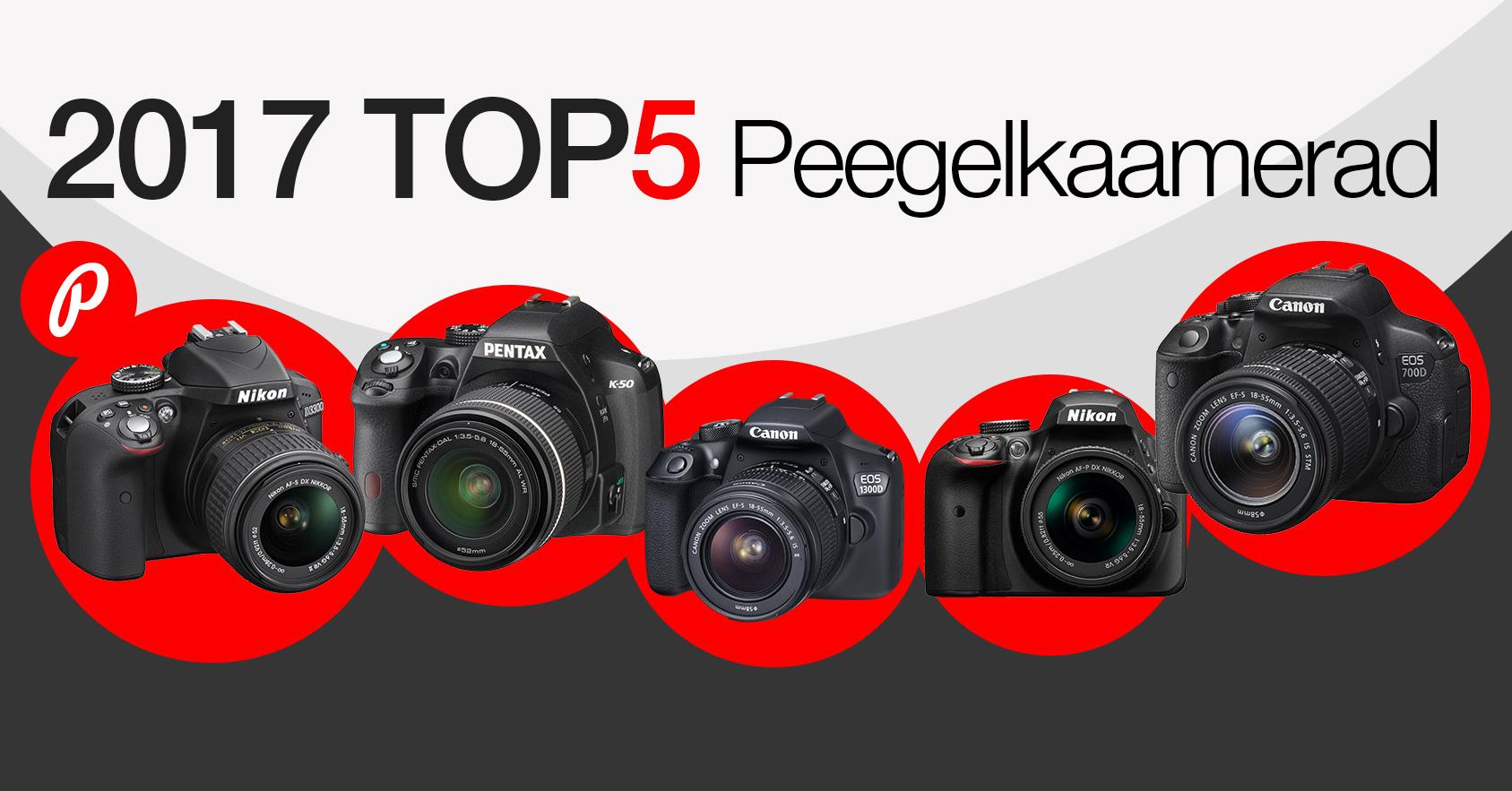 9fffbd8317b Photopointi TOP 5 – enim ostetud peegelkaamerad aastal 2017 - Photopointi  ajaveebPhotopointi ajaveeb