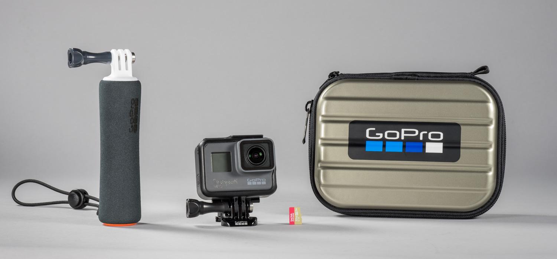 Nüüd rentimiseks saadaval: GoPro Hero 6 seikluskaamera