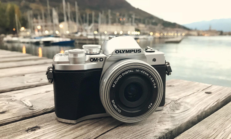 Olympus OM-D E-M10 Mark III hübriidkaamera ülevaade Digitestis