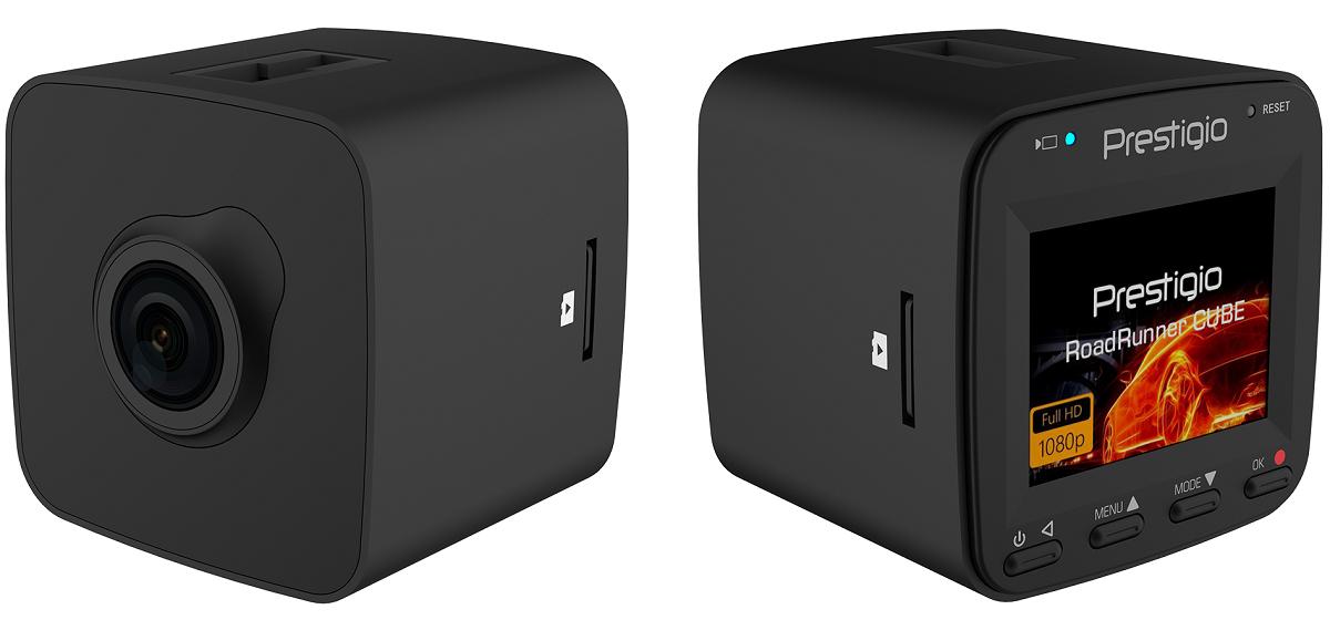 Nüüd saadaval: Prestigio RoadRunner Cube autokaamera