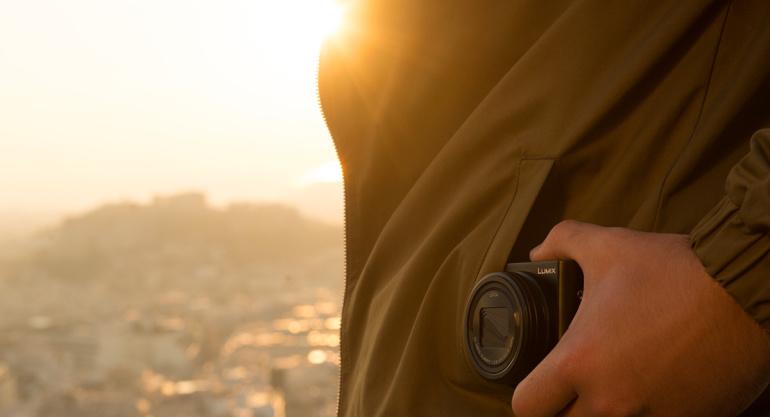Valitud Panasonic Lumix kompaktse reisikaamera ostul lisaaku vaid 10€ eest