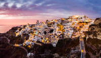 Droonifotograaf Kaupo Kalda: DJI Mavic Pro drooniga reisil - purjetamas Santorinil