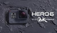Uue seikluskaamerate kuninga GoPro HERO6 Black ostul saad kaasa väärt kingituse