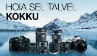 Talvekampaania: valitud Olympus fototehnika ostul saad Olympuselt kuni 200€ tagasi