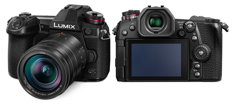 Panasonic Lumix G9 ahvatleb proffe kiiruse ja värinastabilisaatoriga
