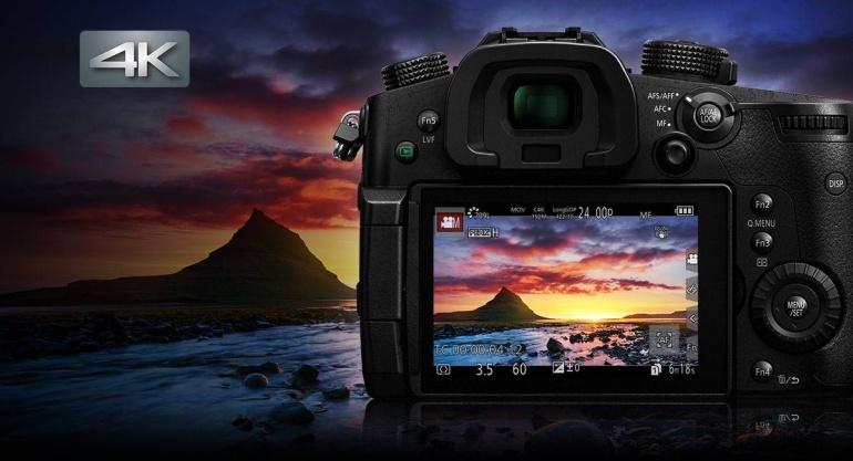 2017. aasta parim professionaalne foto- ja videokaamera on aasta lõpuni kuni 200€ soodsam