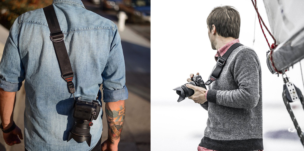 Vaata videost: kuidas toimivad Peak Design kaamerarihmad ja vöökinnitused