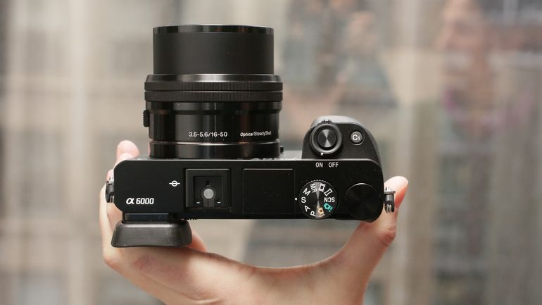 Sony a6000 Kit