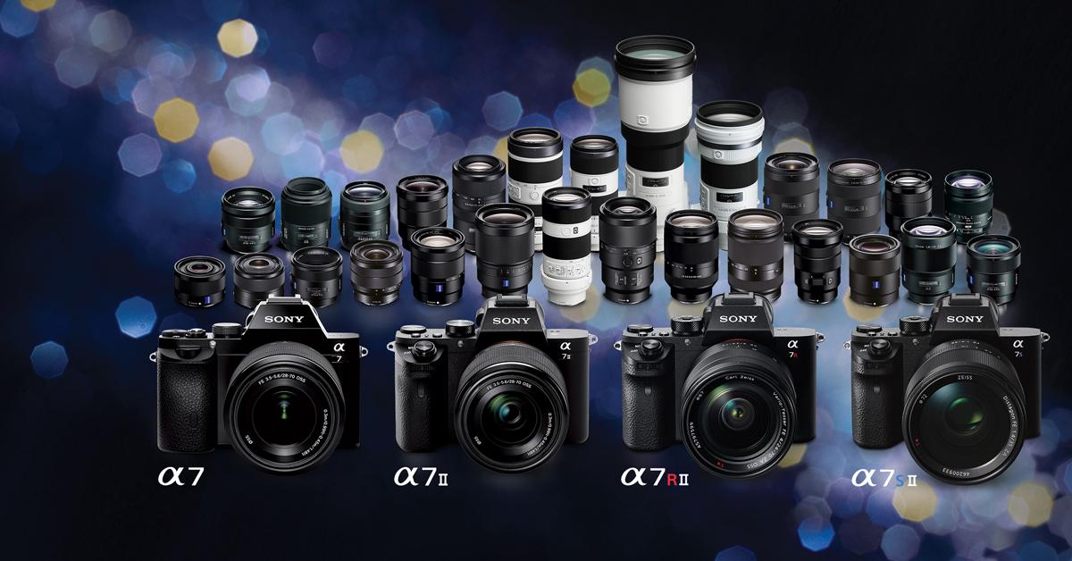 Superdiil - valitud Sony fototehnika ostul saad Sonylt kuni 300€ tagasi