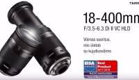 Vaata videot: Tamron 18-400mm f/3.5-6.3 Di II VC HLD - võimas sooritus, mis ületab Su kujutlusvõime!