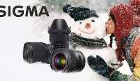 Sigma ART seeria objektiivide ostjatele kingituseks kaasa Sigma filter või Vanguard puhastuskomplekt