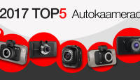 Photopointi TOP 5 – enim ostetud autokaamerad aastal 2017