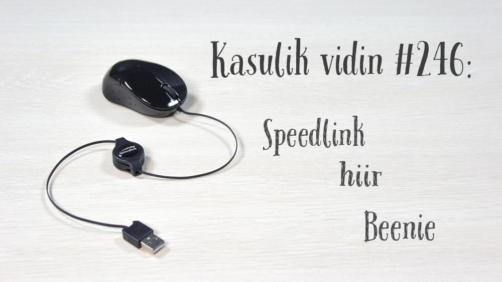 Kasulik vidin #246: Speedlink hiir Beenie