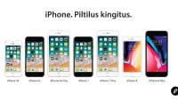 Liitu kultusliku Apple iPhone nutitelefonide klanniga