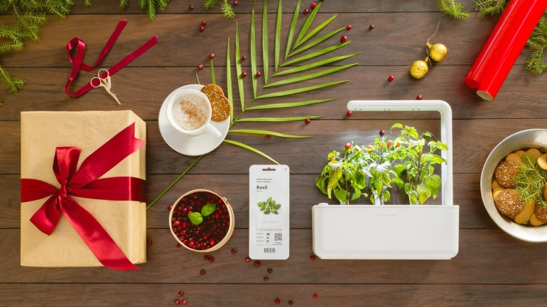 Hakka digiaednikuks – Click&Grow Smart Garden nutiaed on 30% soodsam
